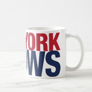New York Knows Coffee Mug