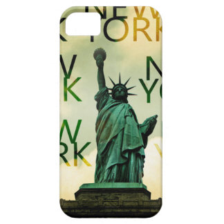 New York Lady Liberty iPhone 5 Covers