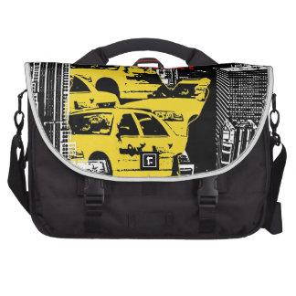 New York Lady Taxi Computer Bag