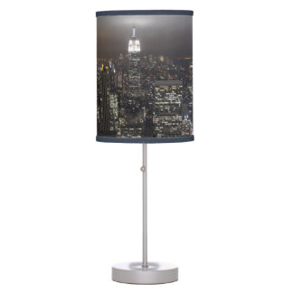 New York Lamp Custom New York City Souvenir Decor