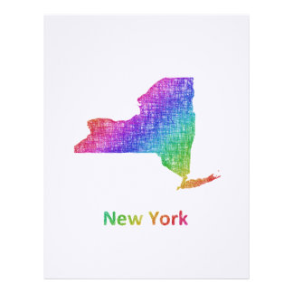 New York Letterhead