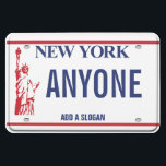 "New York License Plate (personalized) Magnet<br><div class=""desc"">New York License Plate (personalized)</div>"