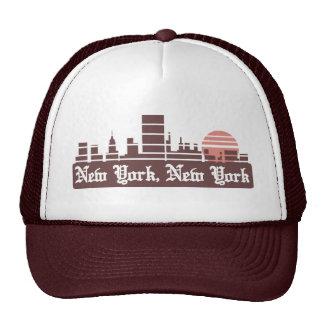 New York Linesky Trucker Hat