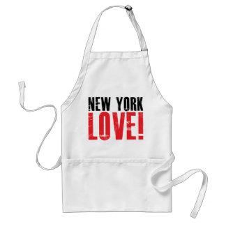New York Love Adult Apron