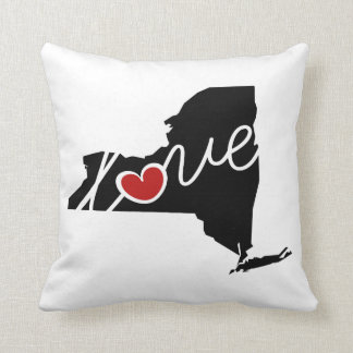 New York Love!  Gifts for NY Lovers Pillows