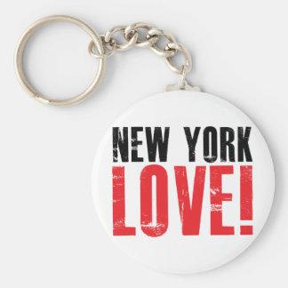 New York Love Keychain