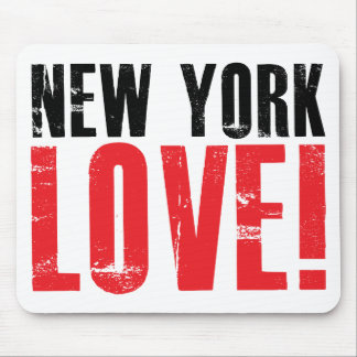 New York Love Mouse Pad