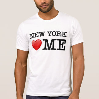 New York Loves Me, I love Tee Shirts