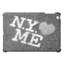 New York Loves Me iPad / Air / Mini Case iPad Mini Case