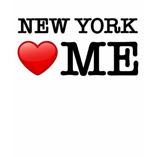 New York Loves Me shirt