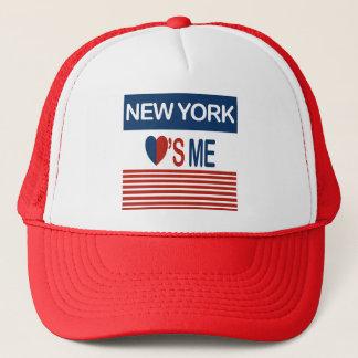 New York Loves Me Trucker Hat