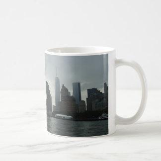 New York Manhattan Hudson River Gift Coffee Mug