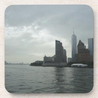 New York Manhattan Hudson River Gift Drink Coaster