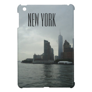 New York Manhattan Hudson River Gift iPad Mini Cover