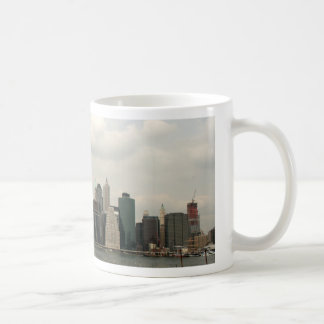 New York - Manhatten from Brooklyn Coffee Mug