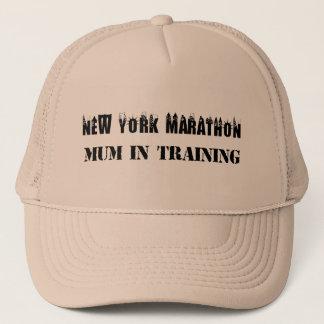 New York Marathon Mum in Training Hat