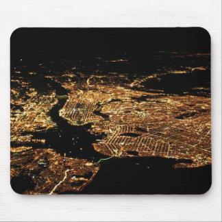 New York Metro Aerila Mousepad