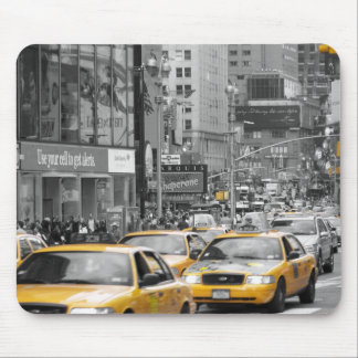 New York Minute 4 Mouse Pad