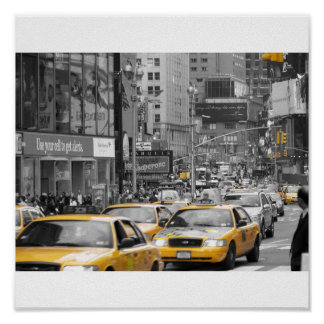 New York Minute 4 Posters