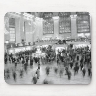 New York Minute Mousepad