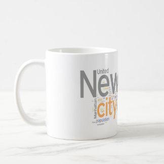 New York Coffee Mugs