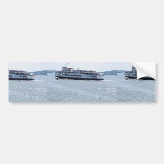 New York n Atalantic Beach Photography Navin Joshi Bumper Sticker