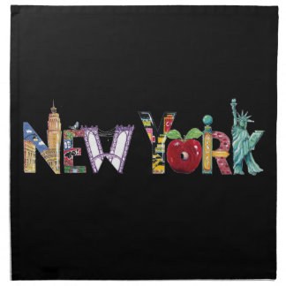 New York napkings Cloth Napkin