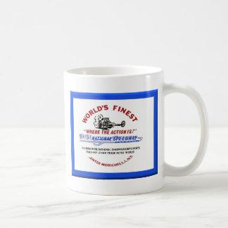 New York National Speedway Coffee Mug