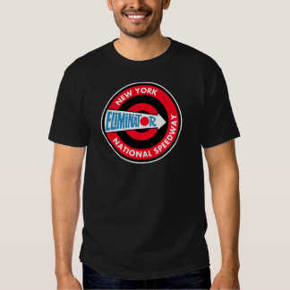New York National Speedway Vintage sign T-Shirt