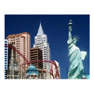 New York, New York 1 Postcard