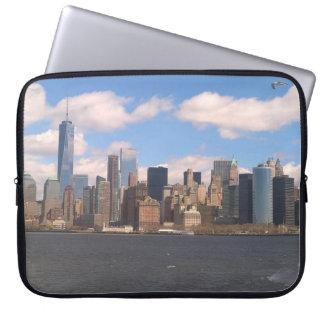 New York New York Laptop Sleeve