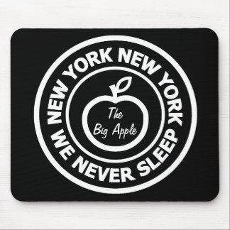 New York New York Mouse Pad