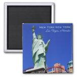 New York-New York S38 Fridge Magnet