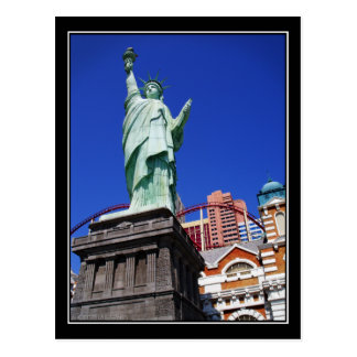 New York-New York S38 Postcard