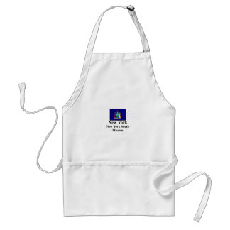 New York New York South Mission Apron