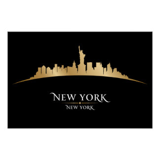 New York, New York - SRF Print