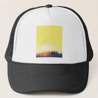 New York New York Trucker Hat