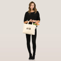 New York, New York (typography) Mini Tote Bag