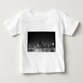 New York Night Skyline Tshirts