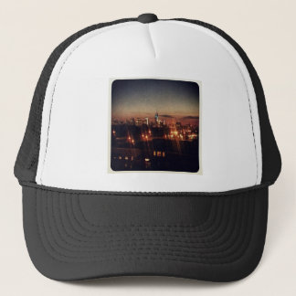 New York Nights Trucker Hat