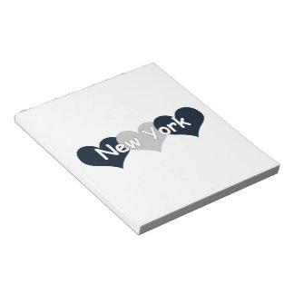 New York Notepads