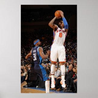 NEW YORK NY - FEBRUARY 19 J R Smith 8 of Posters