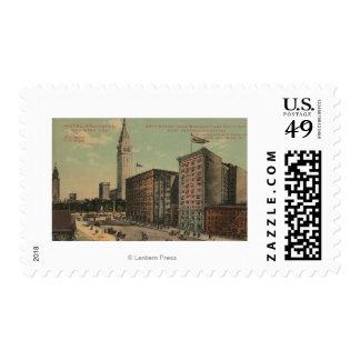 New York, NY - Hotel Arlington Near Stamp