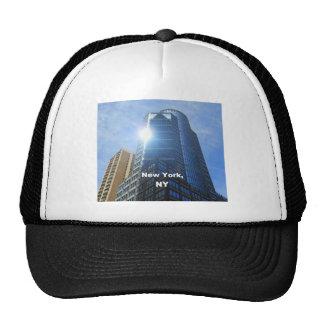 New York, NY Mesh Hat