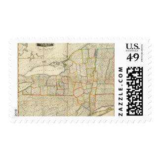 New York, NY Postage