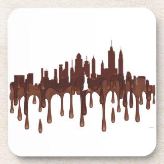 NEW YORK, NY SKYLINE CH - DRINK COASTERS