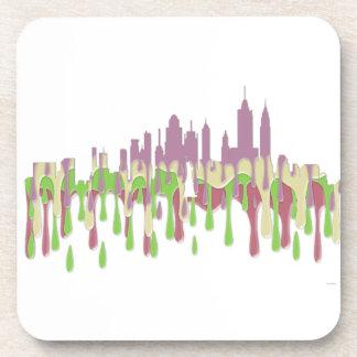 NEW YORK, NY SKYLINE PCGP - COASTERS