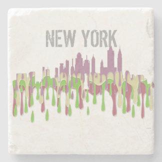 NEW YORK, NY SKYLINE PCGP - STONE COASTER