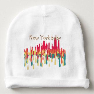 NEW YORK, NY SKYLINE RYOB - BABY BEANIE
