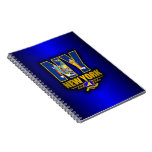 New York (NY) Spiral Note Book